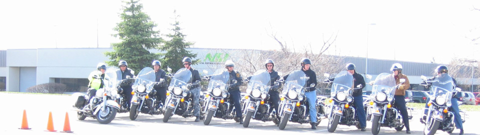 Civilian Training/Schedule - Advanced Motorcycle training MIDWEST